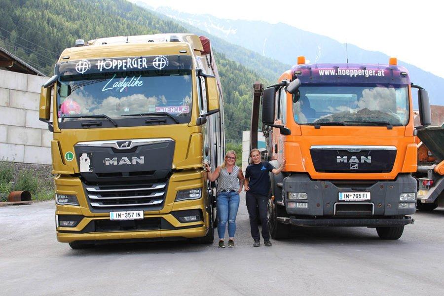 Die Höpperger Trucker Ladies